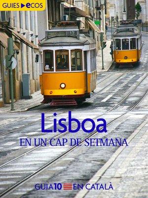 cover image of Lisboa. En un cap de setmana