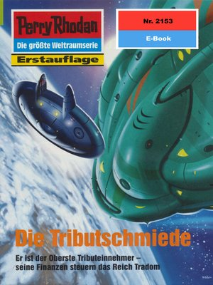 cover image of Perry Rhodan 2153