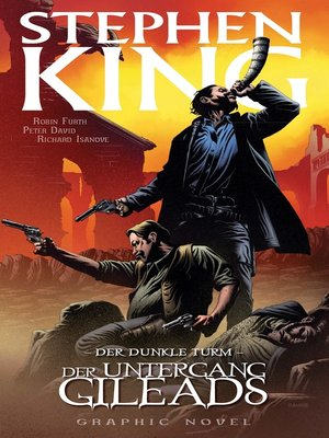 cover image of Stephen Kings Der dunkle Turm, Band 4--Der Untergang Gileads