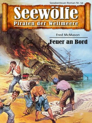 cover image of Seewölfe--Piraten der Weltmeere 59