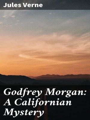 cover image of Godfrey Morgan
