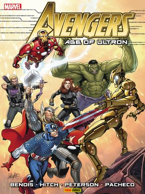 cover image of Avengers