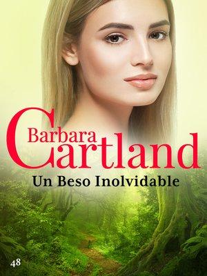 cover image of Un Beso Inolvidable