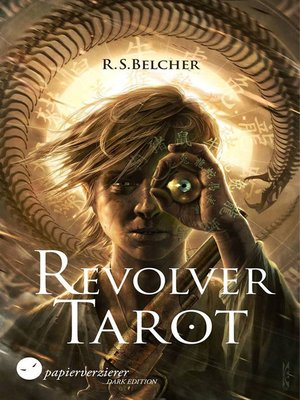 cover image of Revolver Tarot