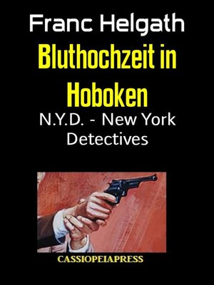 cover image of Bluthochzeit in Hoboken