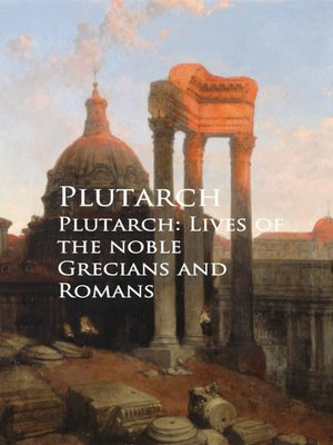 cover image of Plutarch