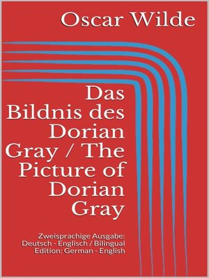 cover image of Das Bildnis des Dorian Gray / the Picture of Dorian Gray