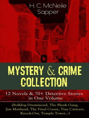 cover image of Mystery & Crime Collection