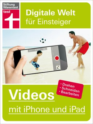 cover image of Videos mit iPhone und iPad