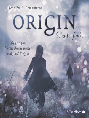cover image of Origin. Schattenfunke