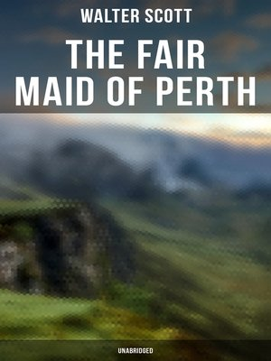 cover image of The Fair Maid of Perth (Unabridged)