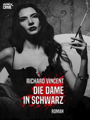 cover image of DIE DAME IN SCHWARZ