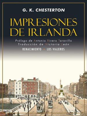 cover image of Impresiones de Irlanda