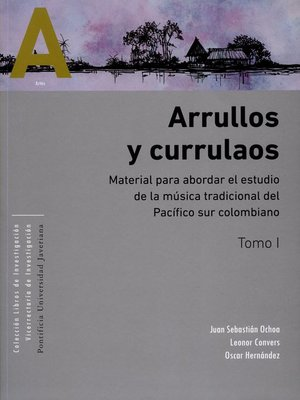 cover image of Arrullos y currulaos