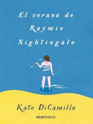 cover image of El verano de Raymie Nightingale