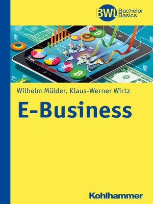 cover image of E-Business