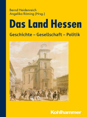 cover image of Das Land Hessen