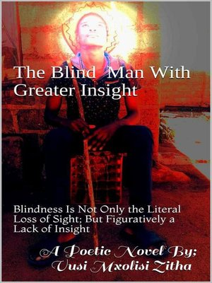 cover image of The Blind Man With Greater Insight