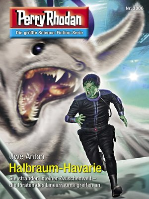 cover image of Perry Rhodan 3006