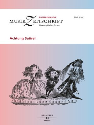 cover image of Achtung Satire!