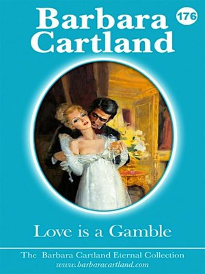 cover image of Love is a Gamble