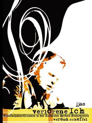 cover image of Das verlorene Ich