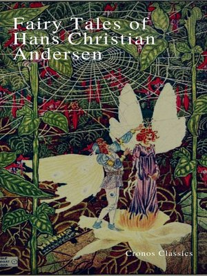 cover image of Fairy Tales of Hans Christian Andersen (Cronos Classics)