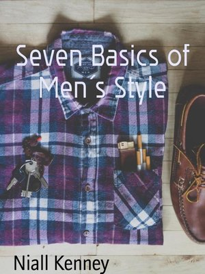 cover image of Seven Basics of Men´s Style