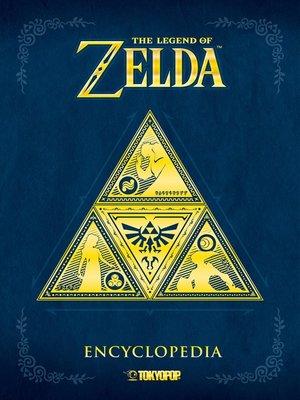 cover image of The Legend of Zelda--Encyclopedia