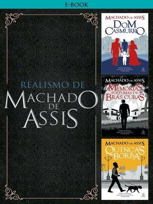 cover image of Realismo de Machado de Assis