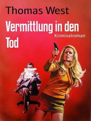 cover image of Vermittlung in den Tod