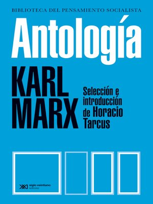cover image of Antología