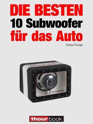 cover image of Die besten 10 Subwoofer für das Auto