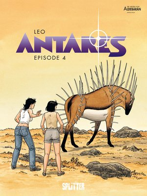 cover image of Antares, Band 4