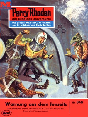 cover image of Perry Rhodan 346