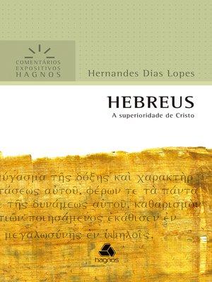 cover image of HEBREUS