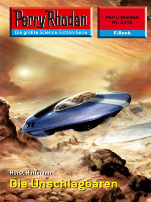 cover image of Perry Rhodan 2312