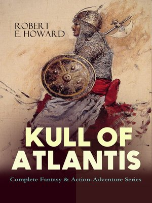cover image of Kull of Atlantis