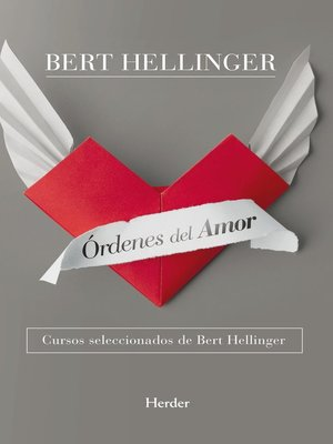 cover image of Órdenes del amor