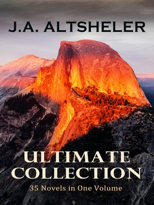 cover image of J.A. ALTSHELER Ultimate Collection