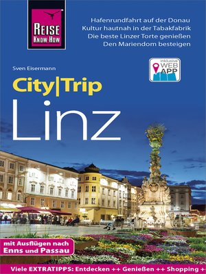 cover image of Reise Know-How CityTrip Linz