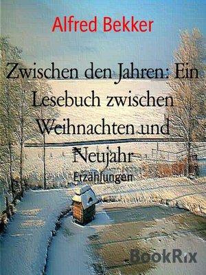 cover image of Zwischen den Jahren