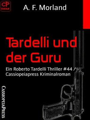 cover image of Tardelli und der Guru