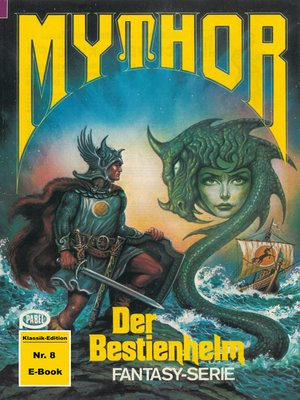 cover image of Mythor 8