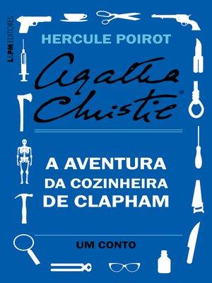 cover image of A aventura da cozinheira de Clapham