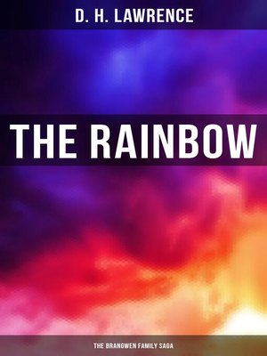cover image of The Rainbow (The Brangwen Family Saga)