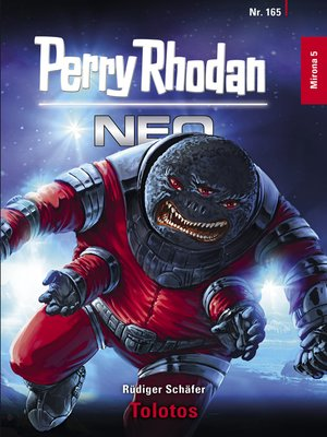 cover image of Perry Rhodan Neo 165