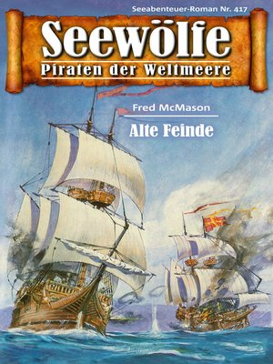 cover image of Seewölfe--Piraten der Weltmeere 417
