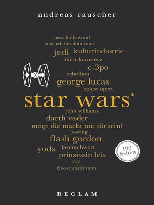 cover image of Star Wars. 100 Seiten