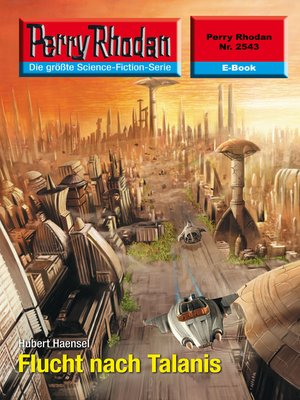 cover image of Perry Rhodan 2543